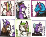Badges Batch 2 by silverwing