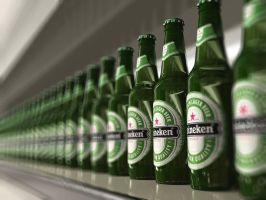 Heineken by JBWalker