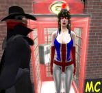 Miss Britain And The Phoney Booth: Part 1 by The-Mind-Controller