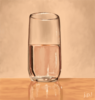 A glass study by JPerezS