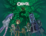 Okage: In the Shadow of Discord by Bluest-Ayemel