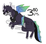 =SOLD= Halloweeny Adopt by estinien