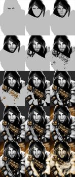 Prince of Persia WIP by Queen-Uriel