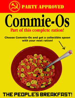 Commie-Os by CaptainVendetta