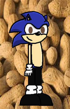 peanut the hedgehog by Anthonystuff