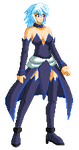 Comission: OC - Sara Sprite by excahm