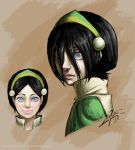Toph the BAMF by Giftieat