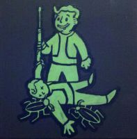 Fallout Carrion Call Perk by paintmeaperfectworld