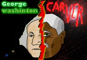 Washington Vs. Carver by DirtyColumbus