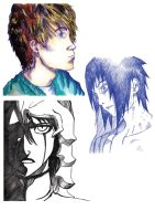 Sketches by Coolboyjence