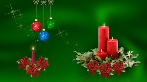 Christmas Candles 2009 by Frankief