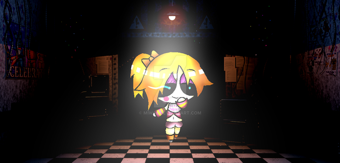 Toy Chica by Miw96