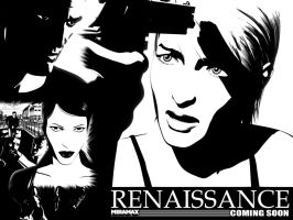 Fastworks Renaissance Poster by fastworks