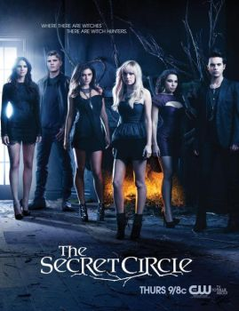 The Secret Circle Promo Poster by Tearsofblood33