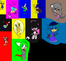 Chibi Page .:Contest Entery:. by MotionlessGamer