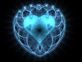 Crystal Heart by Actionjack52