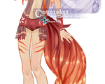 Custom Gif Adopt - Autumn Tiger by sakonma