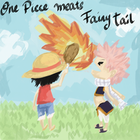 One Piece meats Fairy tail by missmarzo