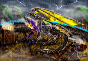 Vs Meta Ridley by kritken