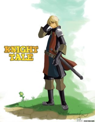KNIGHT TALE by Ercoez