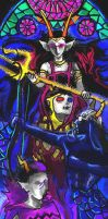 Alternia's history (stained glass)(Click me!) by vanessachao