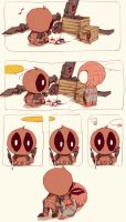 Spideypool83 by LKiKAi