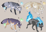 Fox Adopts [OPEN] by camomile-adopts