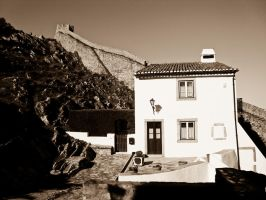 House in Marvao by Sonia-Rebelo