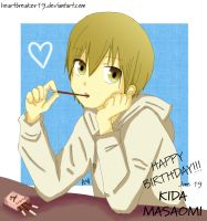 Happy Birthday Masaomi by heartbreaker19