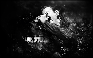Linkin Park:Chester by gomzZz