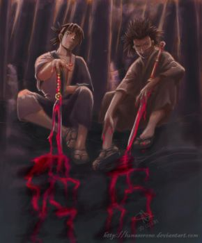 Blade Of Immortal Cover by lunaSerene
