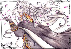 Alucard. by cerezosdecamus