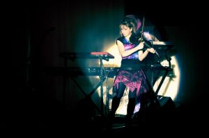 Lindsey Stirling in Manila! by phtoygraphy