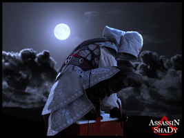 Ezio Auditore Cosplay 5 by Shady-Chan