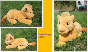 Ravensburger Simba by Laurel-Lion