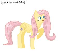 art trade fluttershy by nicoflare