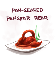 Pan-Seared Pansear Rear by yassui