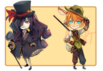 Adoptables 5-AUCTION CLOSED by Cate-adoptables