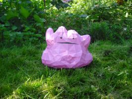 Ditto papercraft by TimBauer92