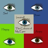 The Colours of My Eyes by luthien-surion