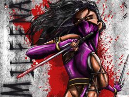 Mileena by Zupano