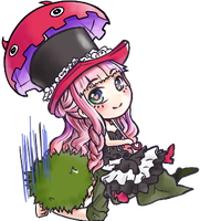[Request] Chibi Perona by Tiny-May