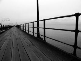 Southend Pier 2 by hakfest-stock