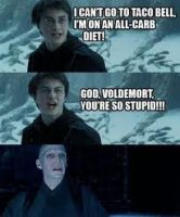 Voldemort is stupid..... by Marshmallowhunter