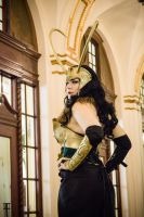 Loki Cosplay | God of Mischief, Madness, and Evil by CosplayInABox