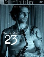 The Number 23 DVD Cover by quieroandres
