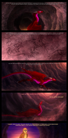 Lost Dragons Page Three by Enigmatic-Ki
