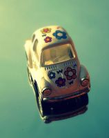 Hippie car II. by wednesdayyy