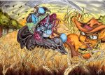 The Harvest by megaphonnic
