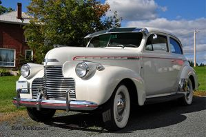 1940 Chevrolet Master by KeenPhotography